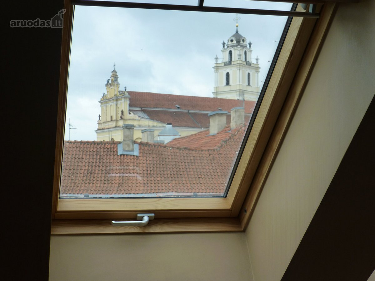 Vilnius, Senamiestis, Pilies g., 6 kambarių butas