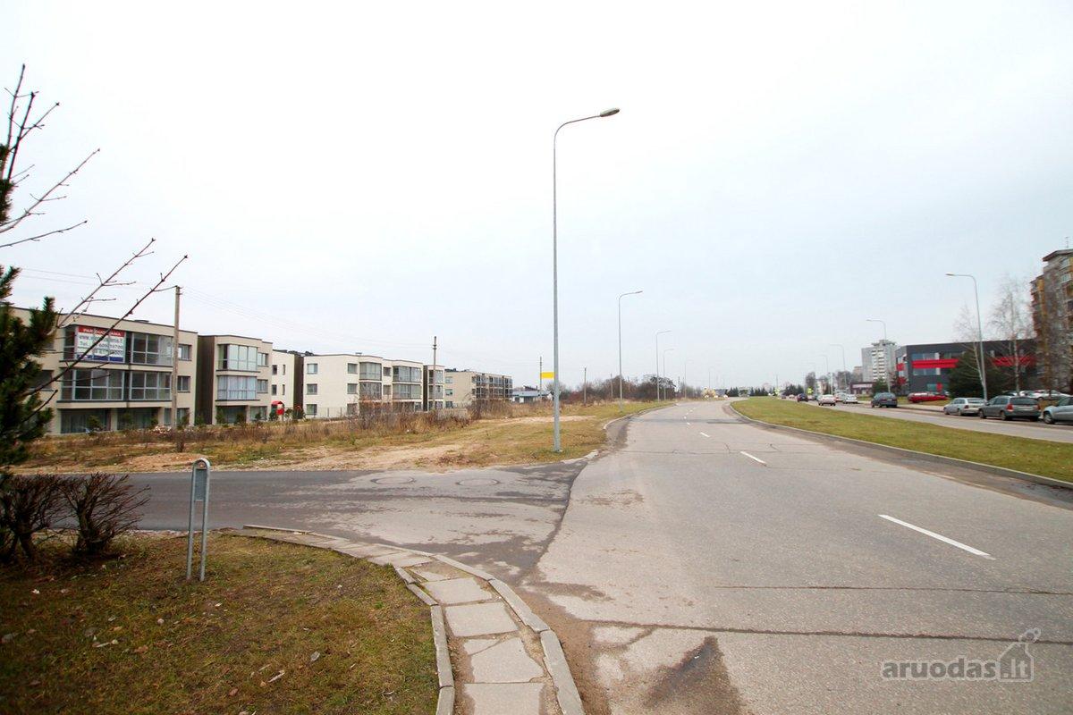 Kaunas, Šilainiai, Baltų pr., komercinės paskirties sklypas