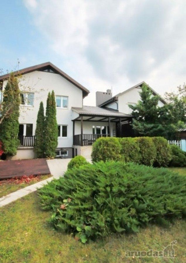 Vilnius, Pilaitė, Nadruvos g., mūrinis namas nuomai