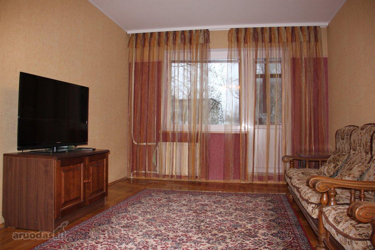 Klaipėda, Rumpiškės, Rumpiškės g., 3 kambarių buto nuoma