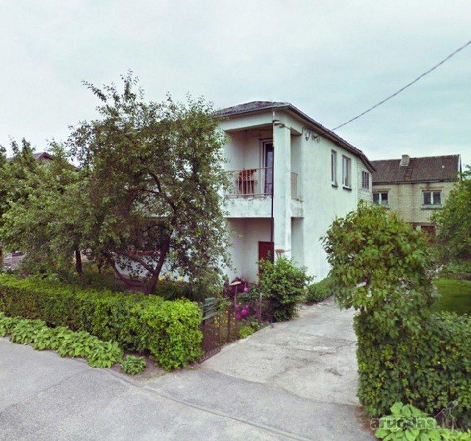 Kėdainių r. sav., Kėdainių m., Gedimino g., monolitinis namas