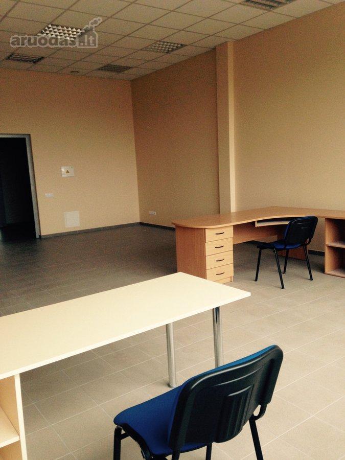 Nuomojamos naujai įrengtos patalpos Tilžės g