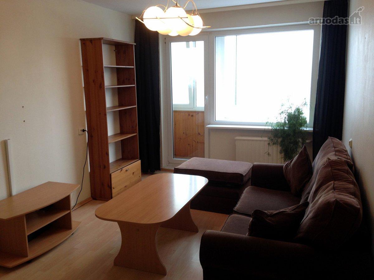 Vilnius, Šnipiškės, Rinktinės g., 3 kambarių buto nuoma