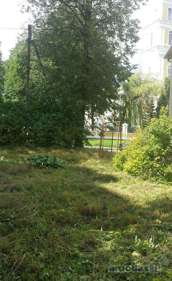 Panevėžys, Centras, Danutės g., namų valdos paskirties sklypas