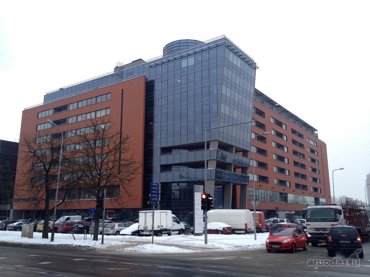 Vilnius, Šnipiškės, Žalgirio g., biuro paskirties patalpos nuomai