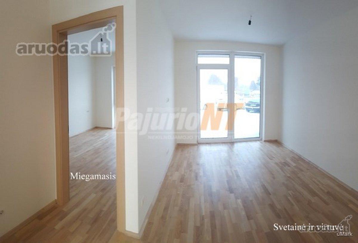 Palanga, Klaipėdos pl., 2 kambarių butas