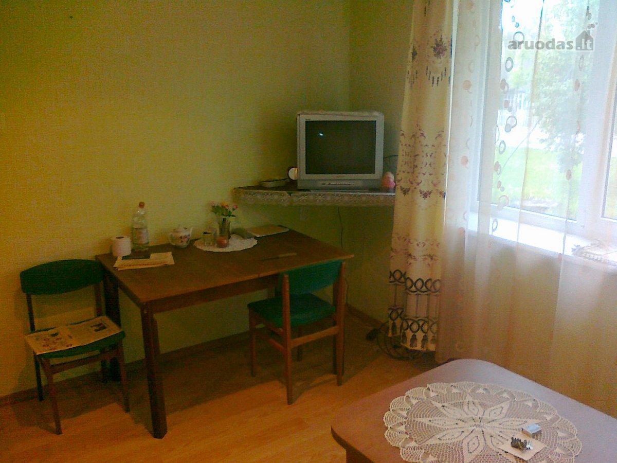 Birštono sav., Birštono vs., Birštono g., 3 kambarių butas
