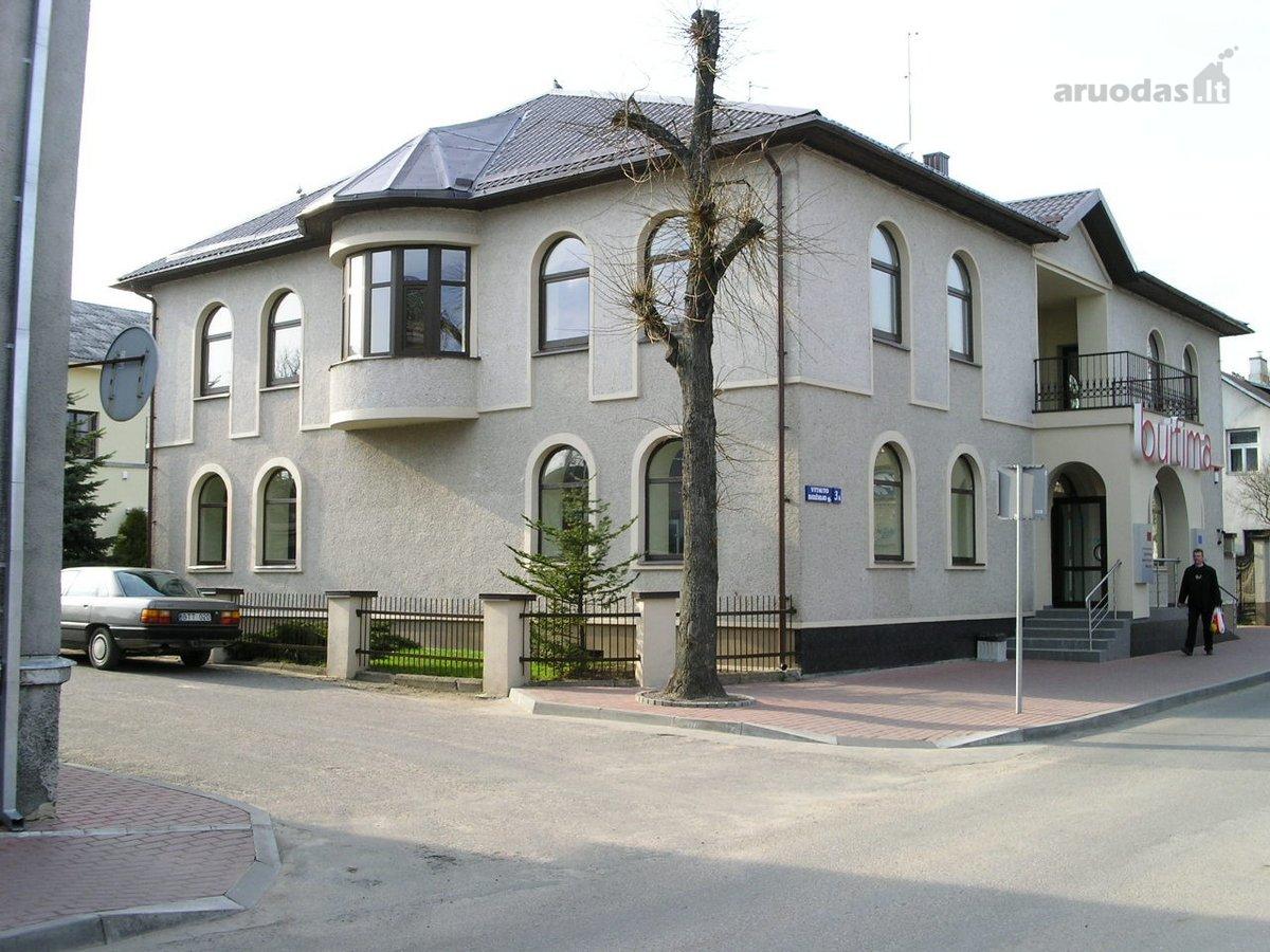 Jurbarko m., Vytauto Didžiojo g., mūrinis namas