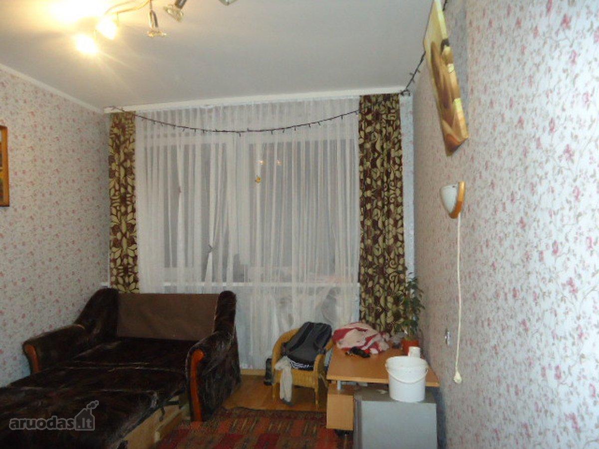 Vilnius, Avižieniai, Gėlių g., 1 kambario butas