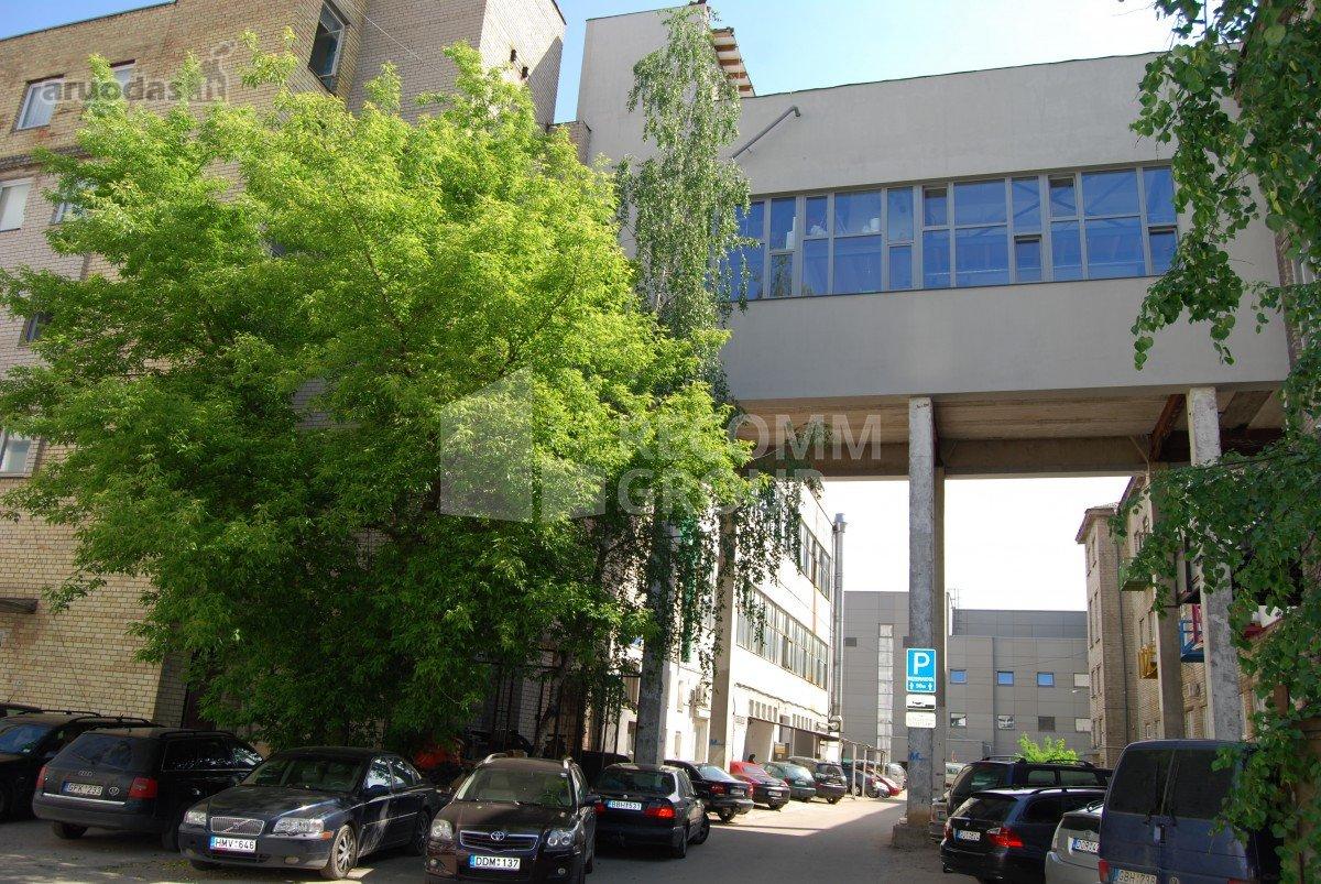Vilnius, Naujamiestis, T. Ševčenkos g., biuro, kita paskirties patalpos nuomai