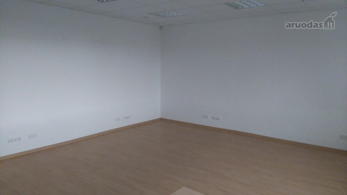 Vilnius, Šnipiškės, Konstitucijos pr., biuro paskirties patalpos nuomai