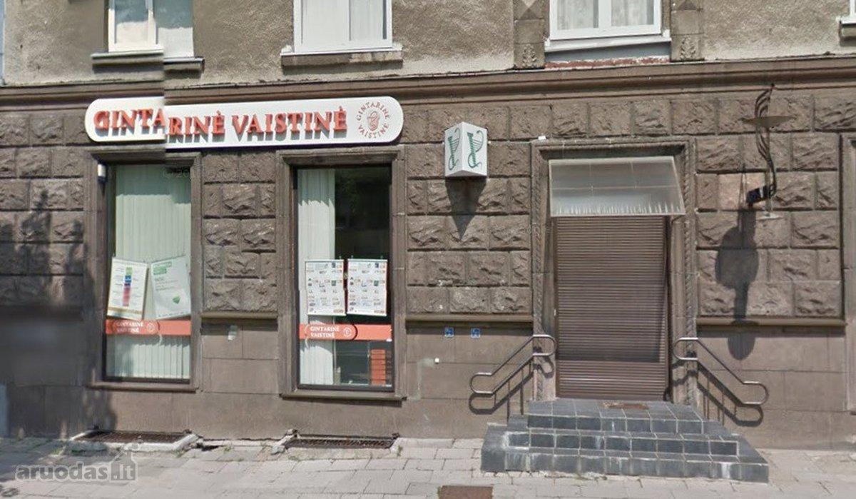 Vilnius, Naujamiestis, J. Basanavičiaus g., prekybinės, paslaugų, kita paskirties patalpos
