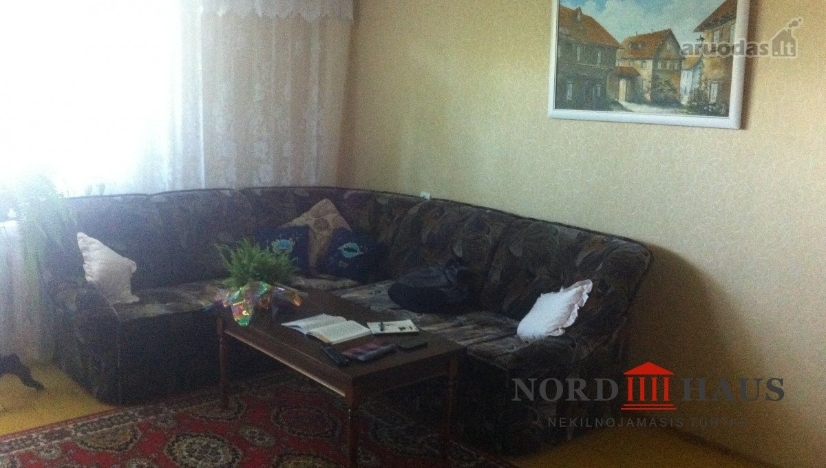Klaipėda, Debrecenas, Šilutės pl., 3 kambarių butas