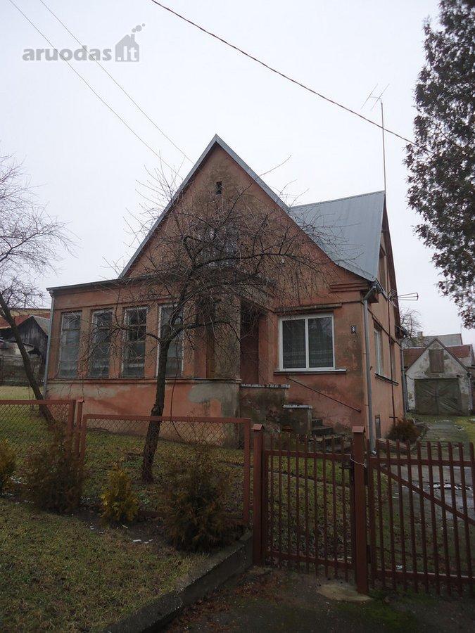 Raseinių r. sav., Raseinių m., Pavasario g., Namas (gyvenamasis)