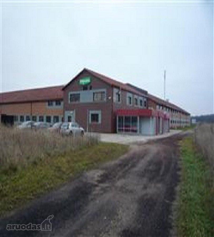 Kauno r. sav., Kazimieravos k., biuro, sandėliavimo, gamybinės paskirties patalpos