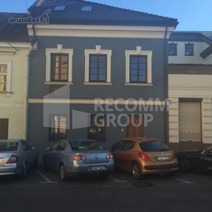 Vilnius, Senamiestis, Liejyklos g., biuro, prekybinės, paslaugų, kita paskirties patalpos