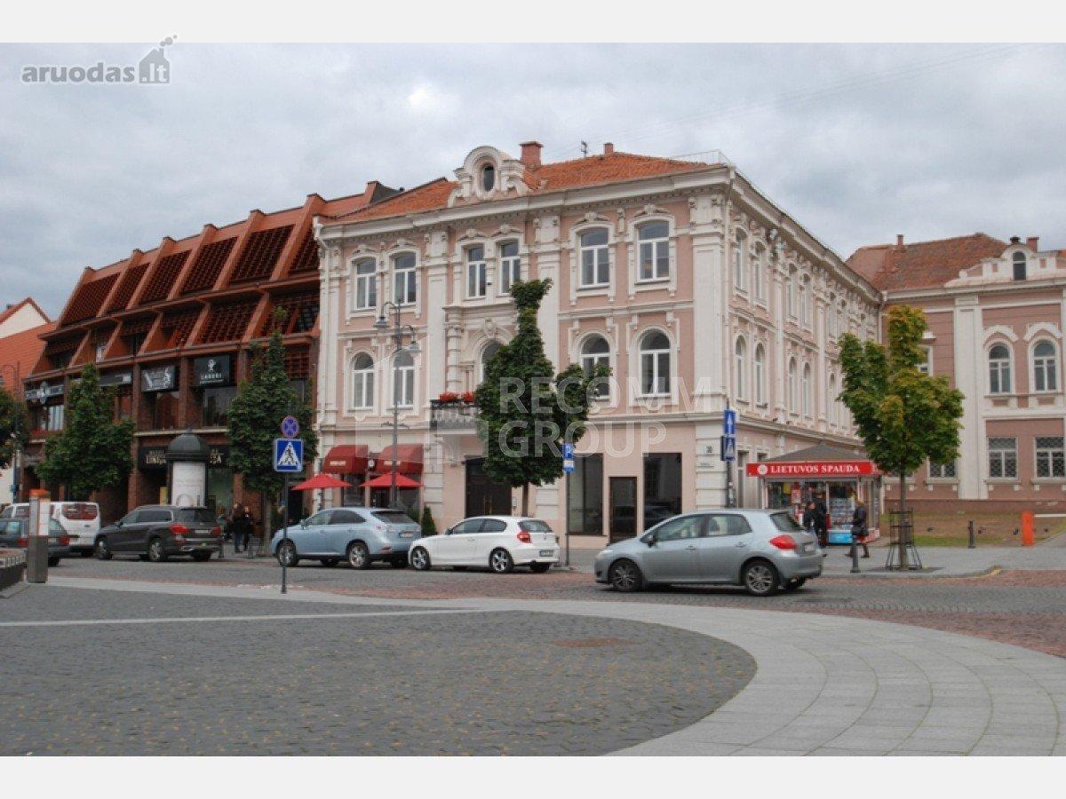 Vilnius, Senamiestis, Didžioji g., biuro paskirties patalpos nuomai