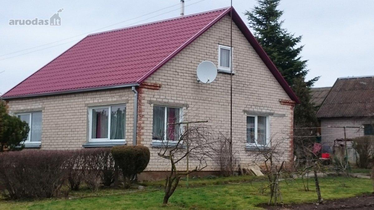 Akmenės r. sav., Kivylių k., Parko g., mūrinis namas