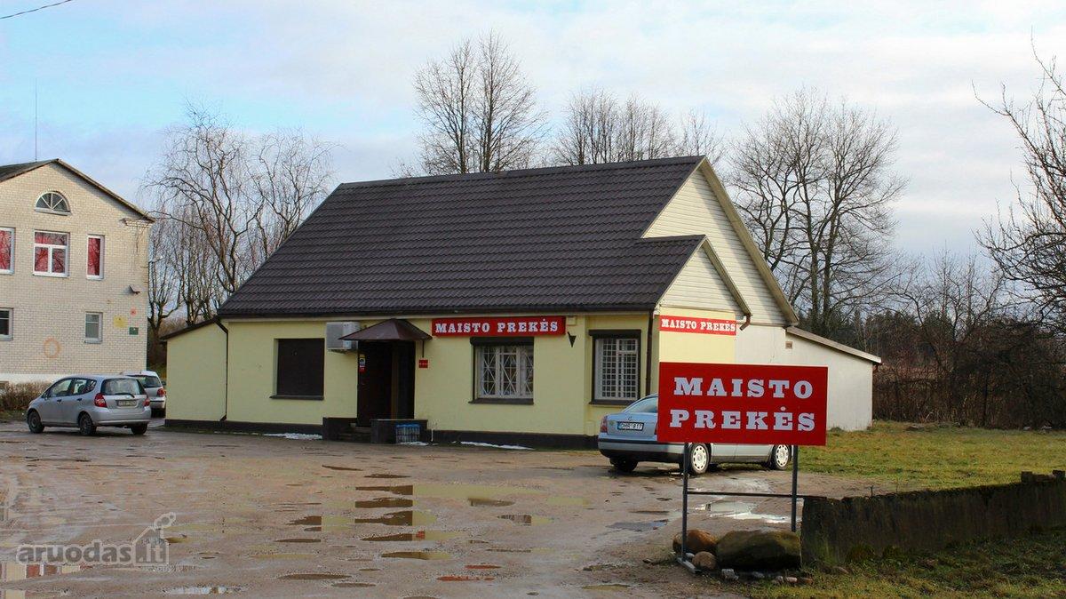 Vilniaus r. sav., Čekoniškių k., Čekoniškių g., biuro, prekybinės, paslaugų, sandėliavimo, gamybinės, maitinimo paskirties patalpos nuomai