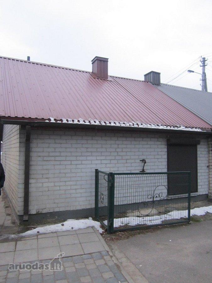 Kaunas, Ž. Šančiai, A. Juozapavičiaus pr., paslaugų paskirties patalpos
