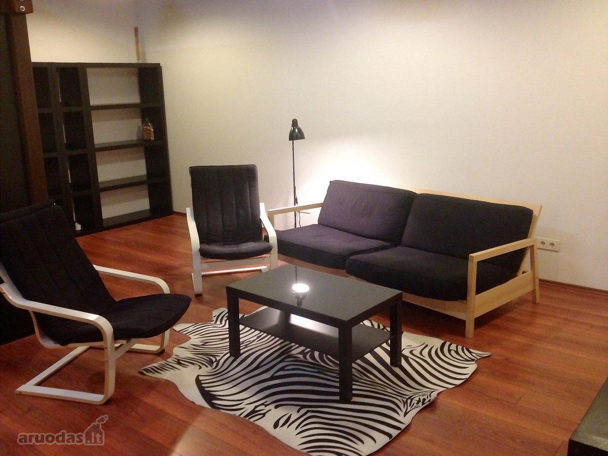 Vilnius, Naujamiestis, T. Ševčenkos g., 2 kambarių buto nuoma
