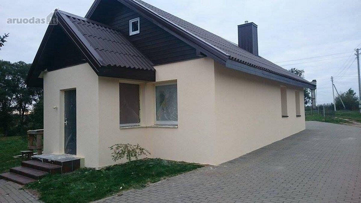 Kaišiadorių r. sav., Stoniavos k., Dvaro g., mūrinis namas