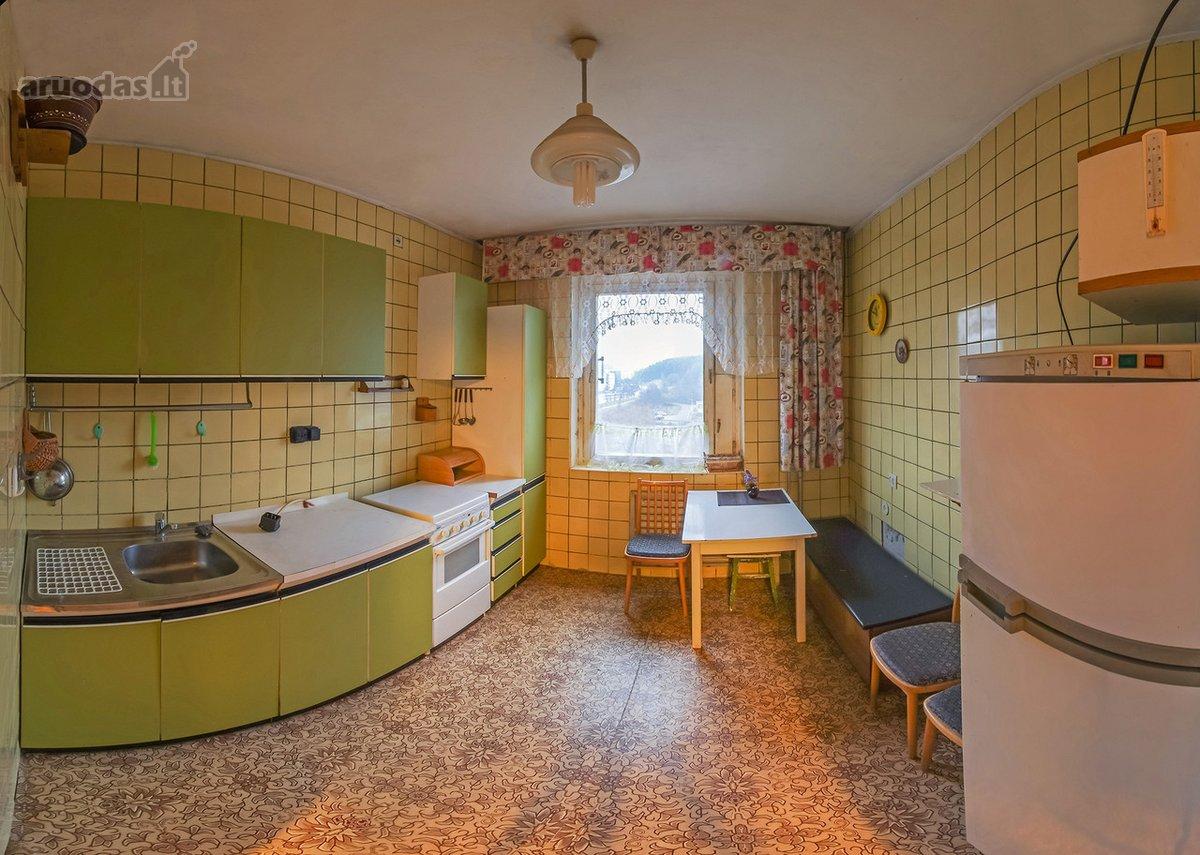 Vilnius, Fabijoniškės, S. Stanevičiaus g., 3 kambarių buto nuoma