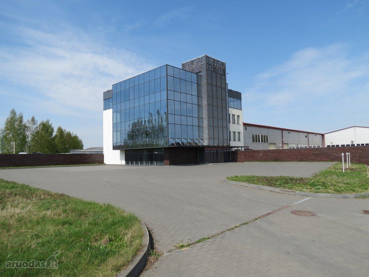 Marijampolės m., Centras, Vasaros g., biuro, paslaugų paskirties patalpos nuomai