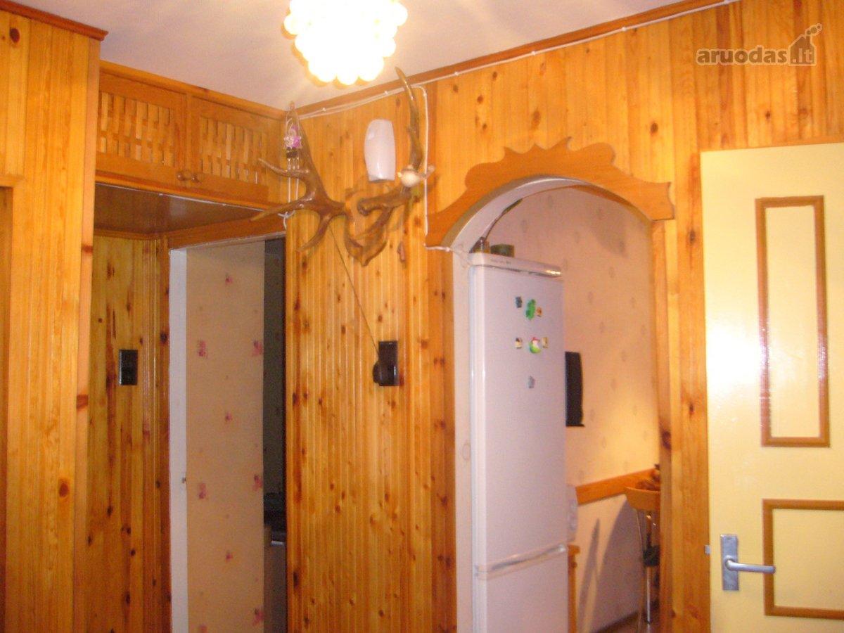 Ignalinos r. sav., Ignalinos m., Aukštaičių g., 4 kambarių butas