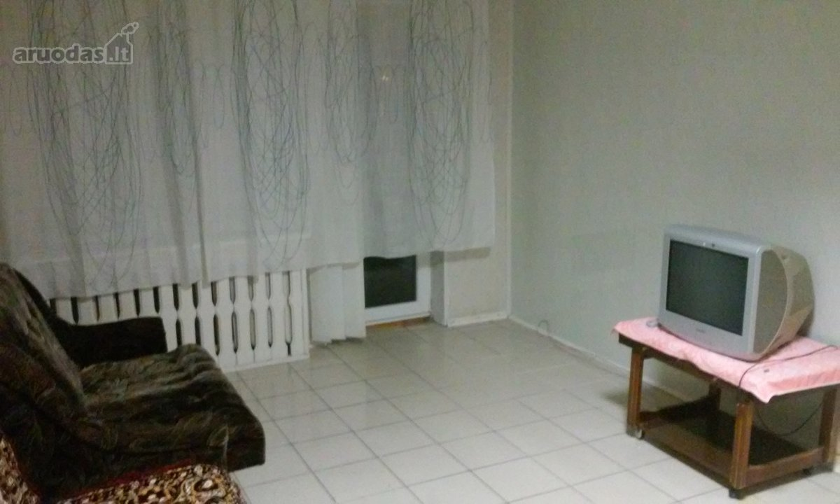 Elektrėnų sav., Elektrėnų m., Saulės g., 1 kambario butas