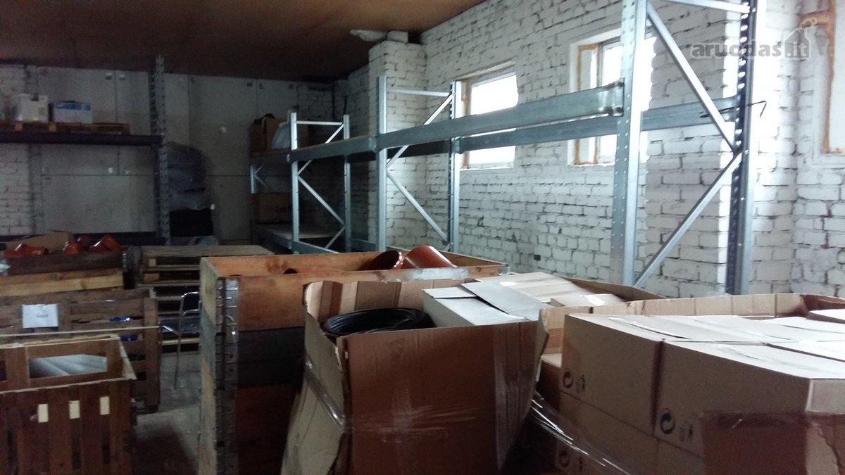 Klaipėda, Centras, Artojo g., prekybinės, sandėliavimo, gamybinės paskirties patalpos nuomai