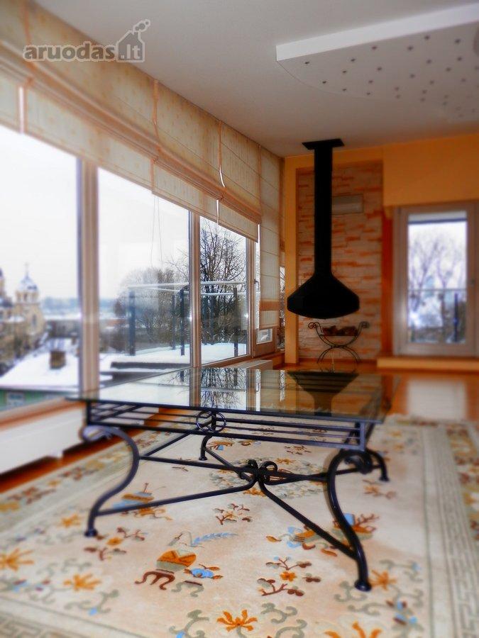 Vilnius, Žvėrynas, Pušų g., 3 kambarių buto nuoma