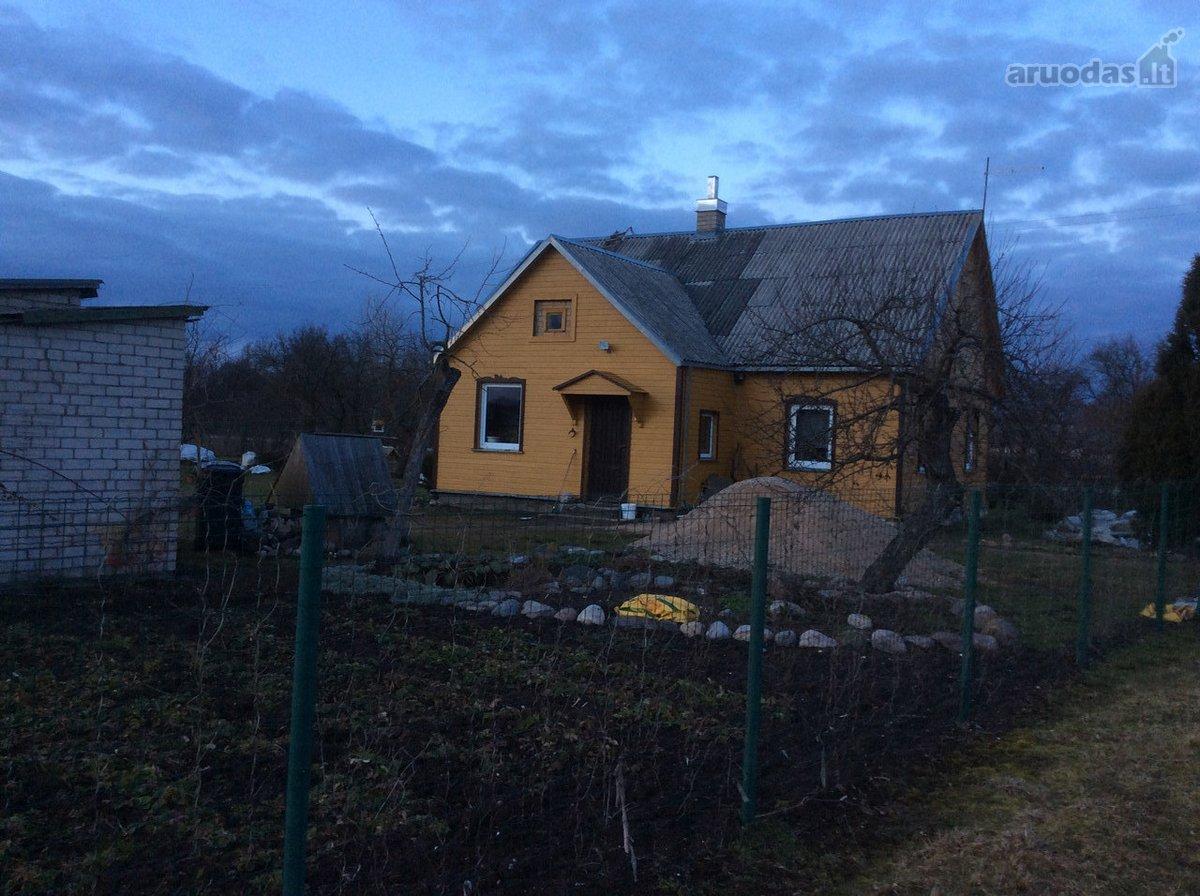 Kėdainių r. sav., Juodkaimių k., Parko g., medinis namas