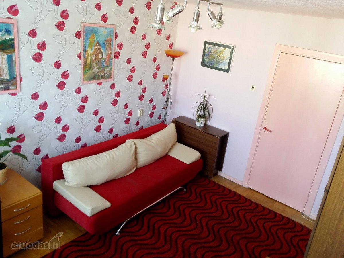 Ignalinos m., Turistų g., 2 kambarių butas