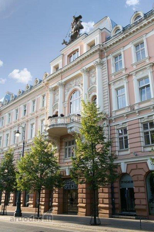 Vilnius, Senamiestis, Gedimino pr., офиса назначения помещения Для аренды