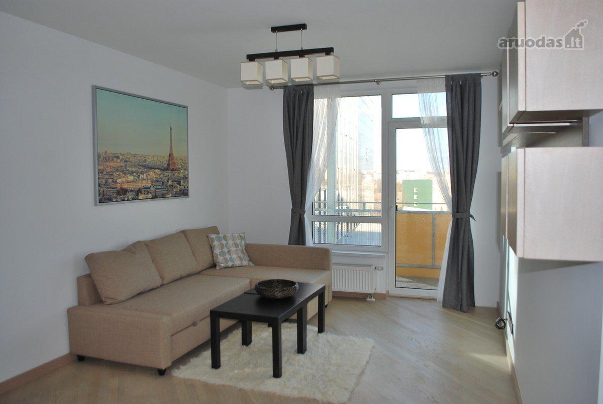 Vilnius, Žirmūnai, Juozo Balčikonio g., 2 kambarių buto nuoma