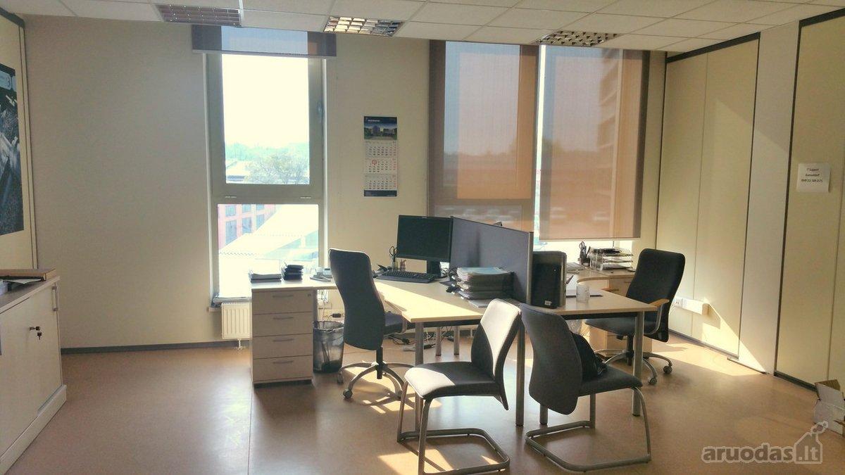 Nuomojamos 55 kv.m. patalpos verslo centre