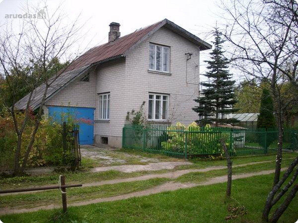 Vilniaus r. sav., Terešiškių k., mūrinė sodyba