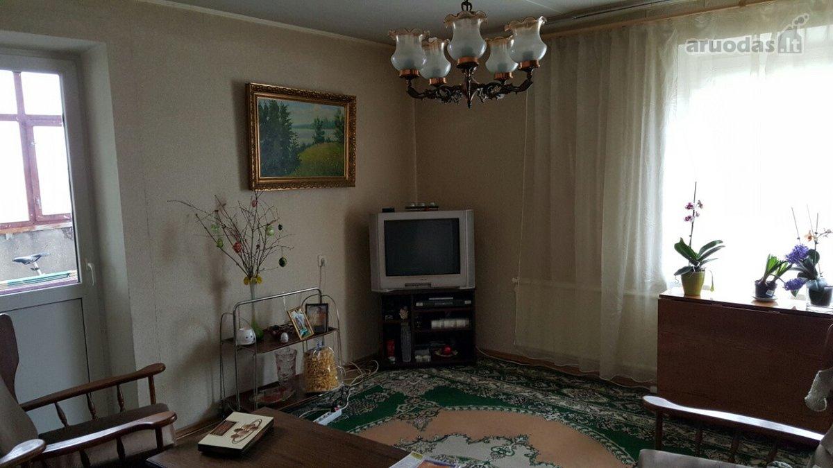 Marijampolės m., Mokolai, Vilkaviškio g., 4 kambarių butas