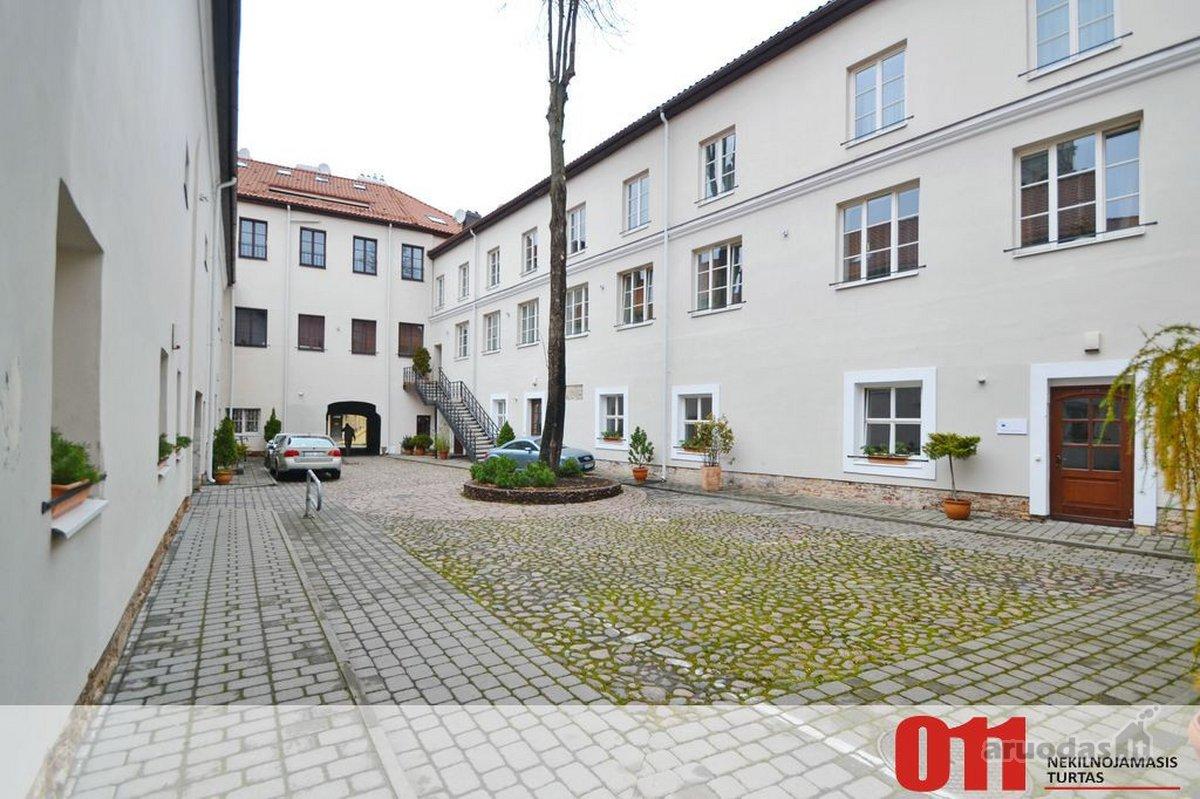 Vilnius, Senamiestis, Šv. Ignoto g., 3 kambarių buto nuoma