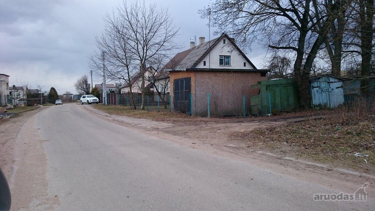 Trakų r. sav., Lentvario m., Statybininkų g., daugiabučių statybos paskirties sklypas