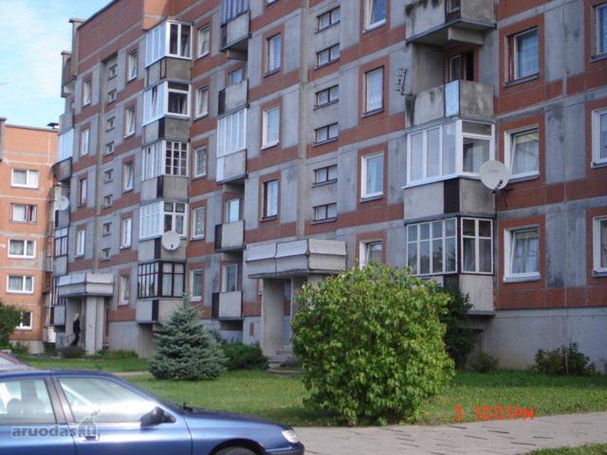 Šilutės m., Liepų g., 4 kambarių butas