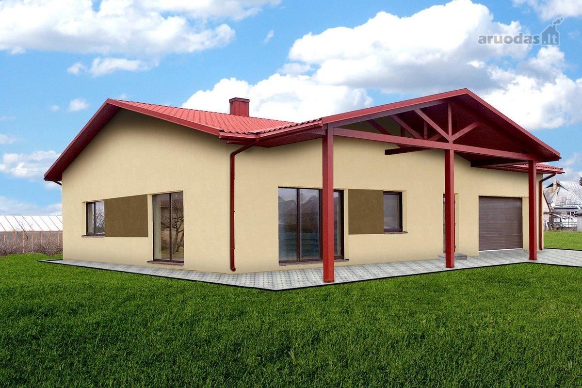 Panevėžys, Stetiškiai, Sūkurio g., mūrinis namas