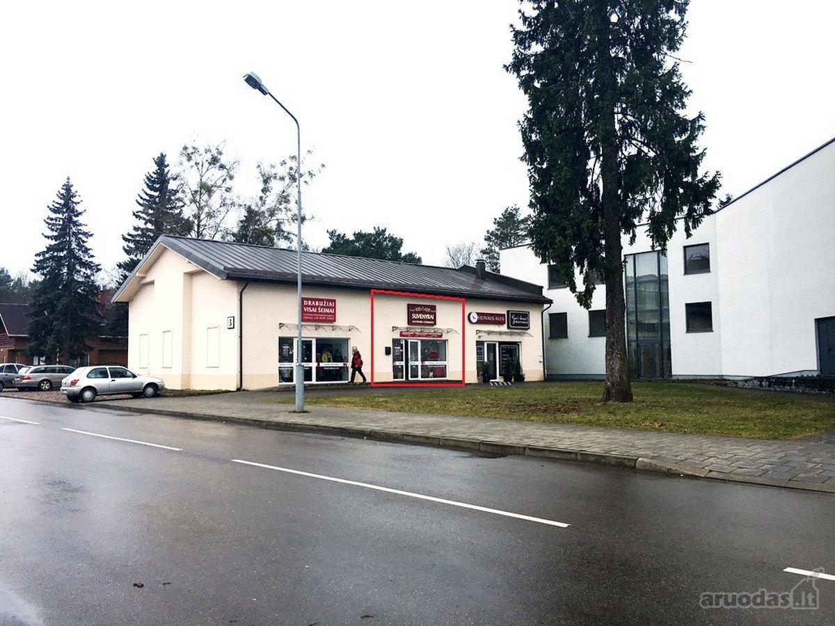 Druskininkų m., Druskininkų g., biuro, prekybinės, paslaugų paskirties patalpos nuomai