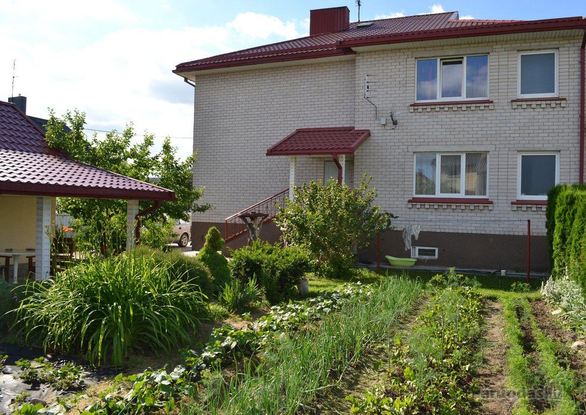 Ukmergės m., Vilties g., mūrinio namo dalis