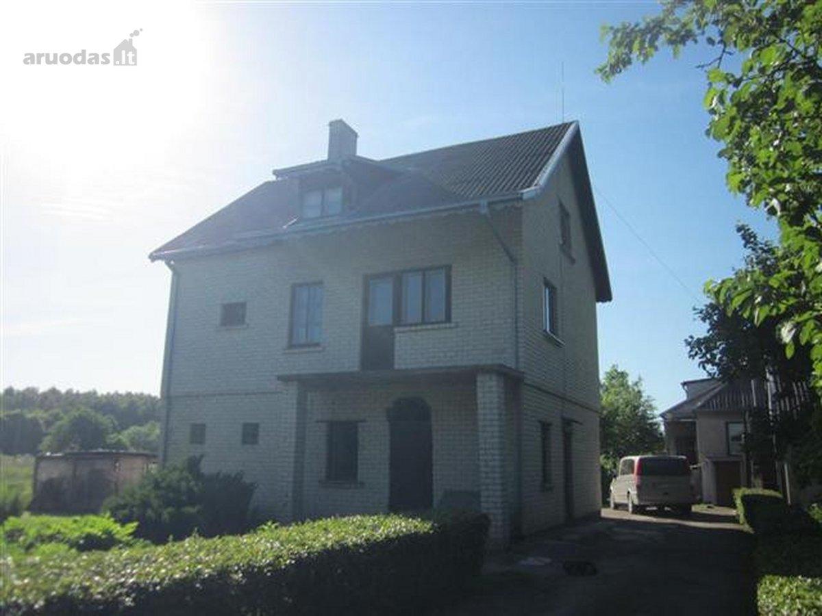 Kaunas, Palemonas, Marių g., mūrinis namas