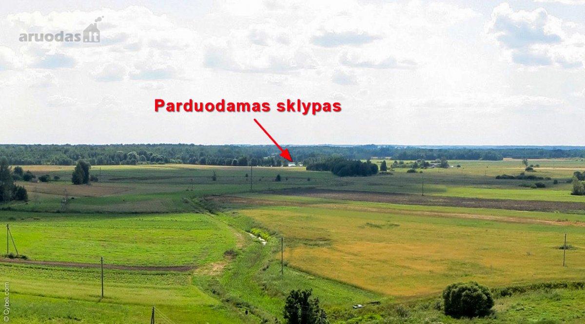 Ignalinos r. sav., Kėriškės k., žemės ūkio paskirties sklypas
