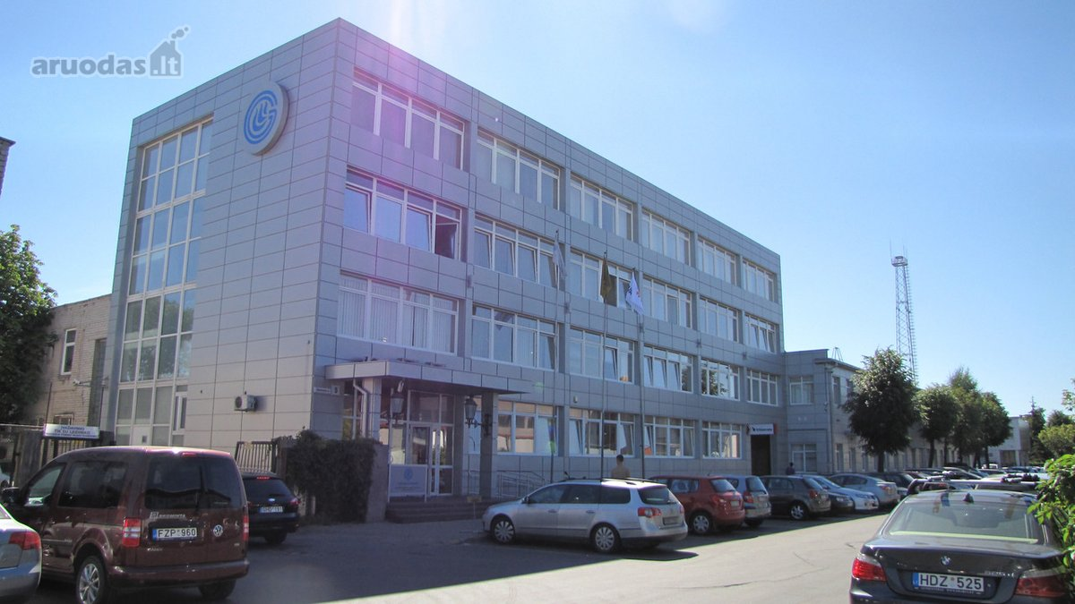 Vilnius, Naujamiestis, Smolensko g., biuro paskirties patalpos nuomai