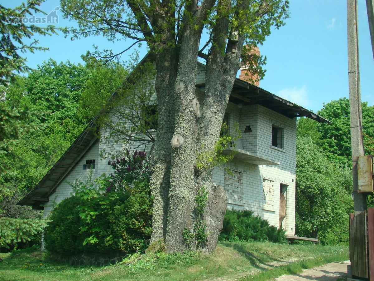 Kauno r. sav., Jaučakių k., Liepų g., mūrinis namas
