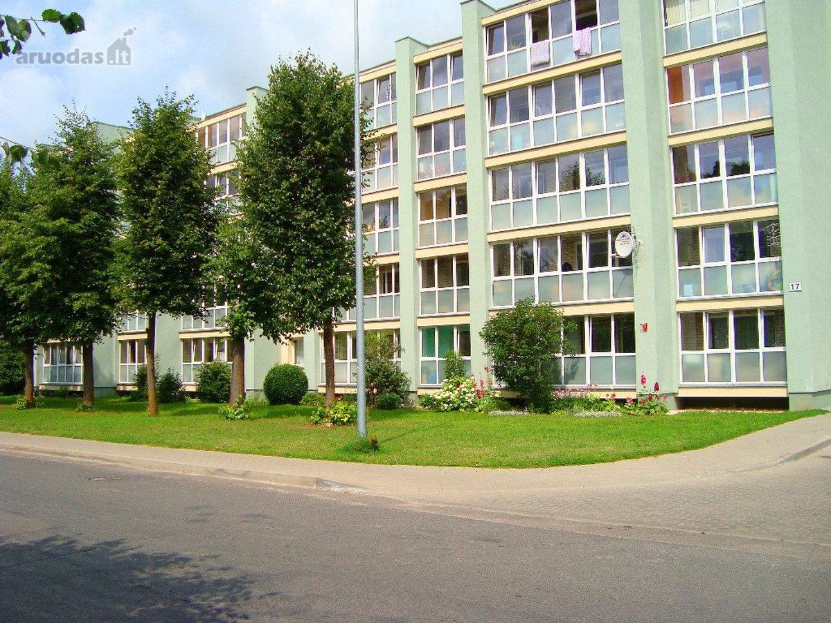 Akmenės r. sav., Akmenės m., Stadiono g., 2 kambarių butas